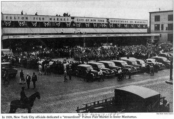 Market Dedication 1929
